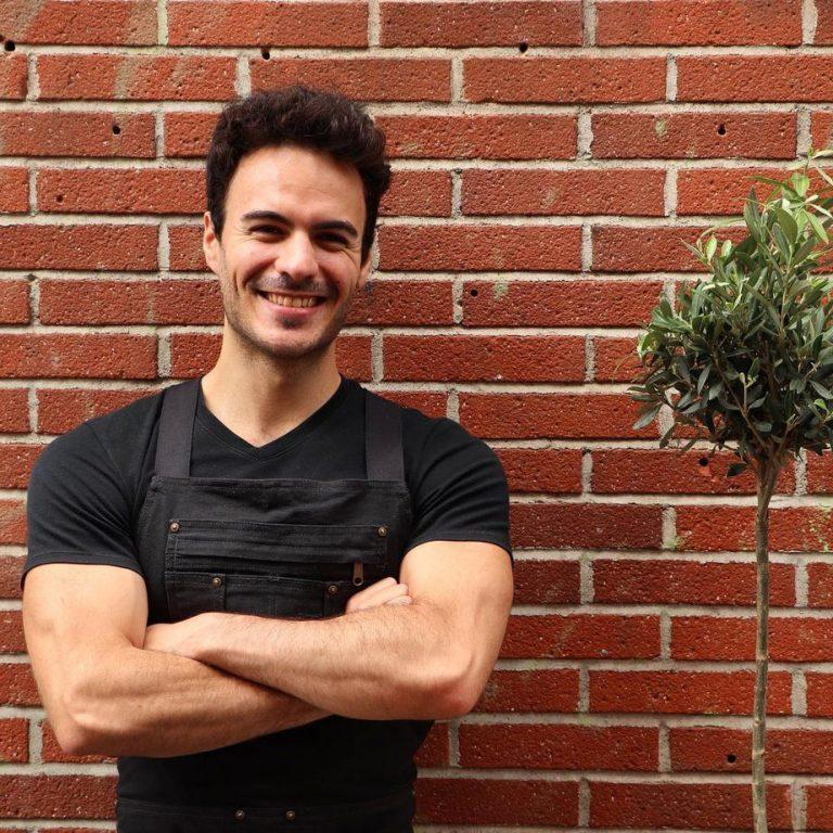 Matthieu co-fondateur du restaurant Les Filous