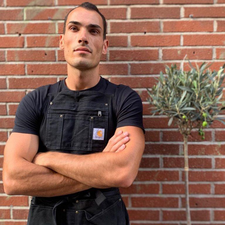 Antoine co fondateur du restaurant Les Filous